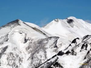 谷川岳周辺の山
